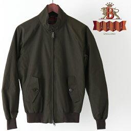 バラクータ バラクータ G9 オリジナル ハリントンジャケット チェスナット 英国製 メンズ リブ スイングトップ ブルゾン 上着