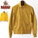 バラクータ バラクータ Baracuta G9 GD ガーメントダイ ハリントンジャケット 2色 マスタード イエローサン バラクータ メンズ スイングトップ ブルゾン バラクータ g9 ギフト