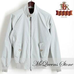 バラクータ バラクータ G9 オリジナル クラシック ハリントンジャケット マックイーンズストーン 英国製 メンズ リブ ブルゾン 上着 スティーブマックイーン愛用