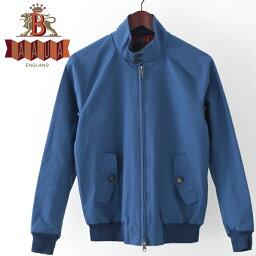 バラクータ バラクータ Baracuta G9 オリジナル クラシック ハリントンジャケット ワーク ブルー スイング ブルゾン 英国製 メンズ ギフト トラッド