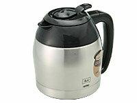 メリタアロマサーモ メリタ/コーヒーメーカー アロマサーモ 10カップ 替えポット/TJ-1031
