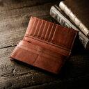 ココマイスター 財布 【伝統職人】【COCOMEISTER(ココマイスター)】マルティーニ・アーバンウォレット イタリア千年もの歴史を誇る伝統皮革の長財布 メンズ 紳士物