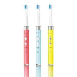 メディクリーン OMRON(オムロン) 音波式電動歯ブラシ メディクリーン HTB311【送料無料|送料込|電動歯ブラシ|健康器具|プレゼント|新生活|家電|応援|敬老の日|プレゼント】