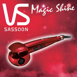 ヴィダルサスーン VS(ヴィダルサスーン)MagicShine(マジックシャイン) オートカールアイロン VSA-1100/RJ【送料無料|送料込|ヘアアイロン|テレビ CM|VSA1100RJ】