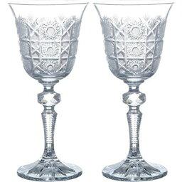 ボヘミア ボヘミアングラス マイア ワイングラスペア