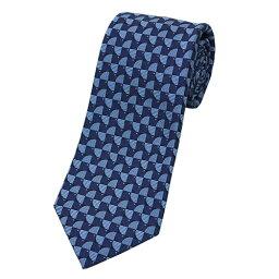 ブルガリ ネクタイ ブルガリ ネクタイ 242576 BVLGARI メンズ ジャガード デザイン DIVA BOOLEART ネイビー/ブルー/ブラック 紙袋付き あす楽対応 キャッシュレスで5%還元!