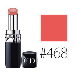 ディオール クリスチャンディオール 【#468】ルージュ ディオール ボーム #スプリング 3.2g 【リップカラー 口紅 リップバーム リップケア メイクアップ バーム】【Christian Dior】【W_29】【再入荷】