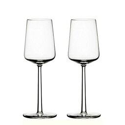 イッタラ 【送料無料】ワイングラス イッタラ 330cc ペアセット エッセンス ホワイトワイン(1008567)ワイン ギフト プレゼント おしゃれ