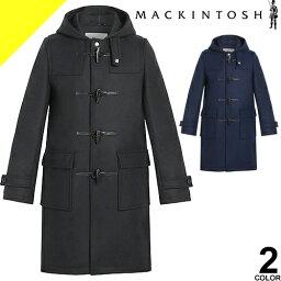 マッキントッシュ マッキントッシュ コート ダッフルコート ロングコート ウールコート メンズ ブランド 大きいサイズ ロング フード 冬 暖かい ビジネス 黒 ブラック ネイビー MACKINTOSH WEIR GM-013
