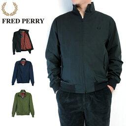 フレッドペリー 【20SS 再入荷】(フレッドペリー) FRED PERRY #J7320 Harrington Jacket REISSUES(メンズ/ハリントンジャケット/リイシュー/スイングトップ/ブルゾン/イングランド/イギリス製/フレペ/月桂樹/スポーツ/ストリート/ブラック/ネイビー/オリーブ/送料無料)