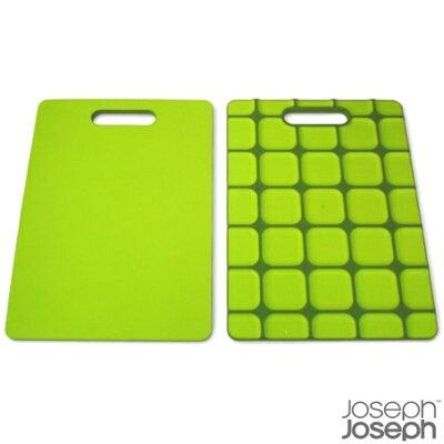 ◎Joseph Joseph/ジョセフジョセフ まな板グリップトップ グリーン #50103幅37×奥行き27×厚さ1.2cm
