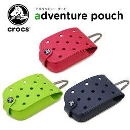 クロックス クロックス(crocs) アドベンチャー ポーチ(adventure pouch)/ミニバッグ/ケータイケース/アクセサリーケース【送料無料対象外商品】[r]