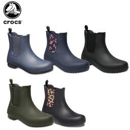クロックス 【23%OFF】クロックス(crocs) クロックス フリーセイル チェルシー ブーツ ウィメン(crocs freesail chelsea boot W) レディース/ブーツ[C/B]【ポイント10倍対象外】