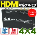 DreamMaker デジタルフォトフレーム 車載 4×4 フルセグチューナー 地デジチューナー「TUF005」[DreamMaker] カーテレビ カーTV フルセグテレビ 地デジテレビ 車載モニター ワンセグチューナー HDMI 24V