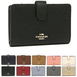 コーチ 財布(レディース) 【返品OK】コーチ アウトレット 二つ折り財布 レディース COACH F11484