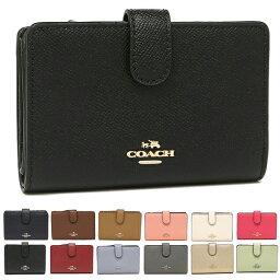 コーチ 財布(レディース) 【返品OK】コーチ アウトレット 二つ折り財布 レディース COACH F11484 C1405