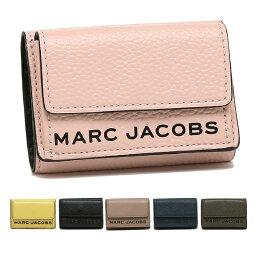 マークジェイコブス 二つ折り財布 レディース 【返品OK】マークジェイコブス 二つ折り財布 テクスチャードボックス ミニ財布 レディース MARC JACOBS M0015111