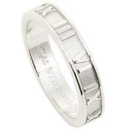 ティファニー アトラス 指輪(レディース) ティファニー TIFFANY & Co. リング 指輪 ティファニー リング TIFFANY&Co. アトラス ナロー バンド リング ATLAS NARROW RING 指輪 シルバー