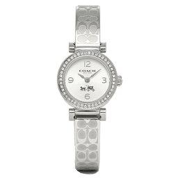 マディソン 【返品OK】コーチ 時計 レディース COACH 14502201 MADISON FASHION マディソンファッション ブレスレット 腕時計 ウォッチ シルバー
