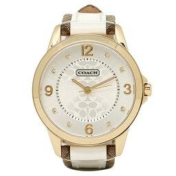 コーチ 腕時計(レディース) コーチ 腕時計 レディース COACH 14501618 クラシックNEW CLASSIC SIGNATURE ニュークラシックシグネチャー 時計/ウォッチ シルバー