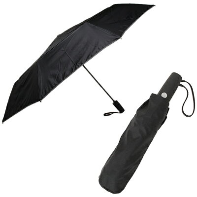 【4時間限定ポイント10倍】トゥミ 傘 メンズ TUMI 14416 D ラージ オートクローズ アンブレラ 折りたたみ傘 BLACK