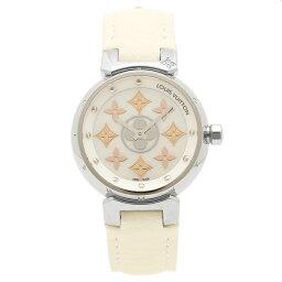 ルイヴィトン 腕時計(レディース) 【4時間限定ポイント10倍】LOUIS VUITTON 腕時計 ルイヴィトン Q12MS0 ホワイト