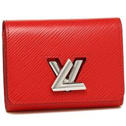 ルイヴィトン 二つ折り財布(レディース) 【76時間限定ポイント10倍】【返品OK】ルイヴィトン 二つ折り財布 レディース LOUIS VUITTON M64413 レッド