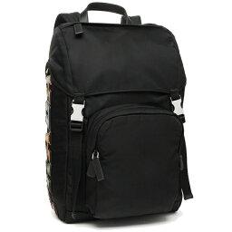 プラダ プラダ リュック メンズ/レディース PRADA 2VZ135 2ED3 HAY F0SGI ブラック マルチ