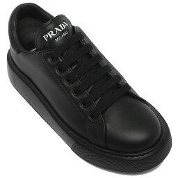 プラダ 【返品OK】プラダ シューズ 靴 ヴィテロソフト スニーカー ブラック レディース PRADA 1E259M 3I52 050 F0002