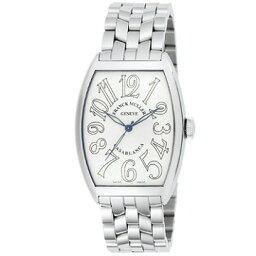 カサブランカ ○FRANCK MULLER腕時計 フランク・ミュラー カサブランカ 6850 C O WHT ホワイト シルバー ステン ●【新品・未使用・正規品】