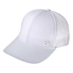 カルバン・クライン カルバンクライン Calvin Klein K50K502533101 キャップ ホワイト【c】【新品/未使用/正規品】