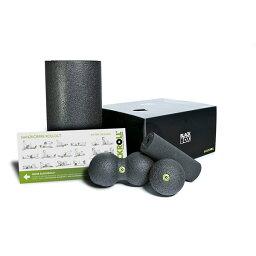 ストレッチポール BLACKROLL BLACKBOX (ブラックロール ブラックボックス) (送料無料) フォームローラー セットドイツ製 筋膜リリース エクササイズ マッサージ ストレッチローラー ヨガポール ストレッチポール フィットネスロール ドイツAGR(脊椎健康推進協会)認定
