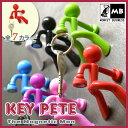 キーピート MONKEY BUSINESS Key Pete / モンキービジネス キーピート[シュールな姿の働き者!カギを便利にまとめておける人型マグネット] 【あす楽対応】
