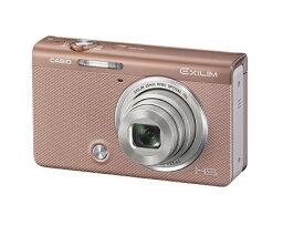 EXILIM CASIO デジタルカメラ EXILIM EXZR50PK 1610万画素 自分撮りチルト液晶 メイクアップトリプルショットEX-ZR50PK ピンク【送料無料】