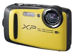 FinePix FUJIFILM 富士フィルム デジタルカメラ XP90 防水 ファインピックス FinePix イエロー FX-XP90Y