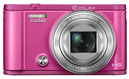 EXILIM 【キャッシュレス5%還元対象】CASIO デジタルカメラ EXILIM EX-ZR3100VP 自分撮りチルト液晶 スマホへ自動送信 ビビットピンク
