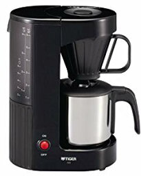タイガー ACW-A080 タイガー コーヒーメーカー カフェブラック 6杯用 ACX-S060-KQ