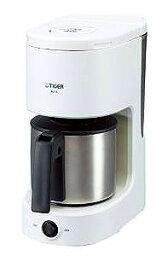 タイガー ACW-A080 TIGER コーヒーメーカー ステンレスサーバータイプ 1~6杯用 ACC-S060 ホワイト ACC-S060-W ギフト プレゼント 贈り物 母の日 父の日 敬老の日