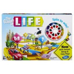 人生ゲーム THE GAME OF LIFE 英語版 人生ゲーム ☆遊びながら、楽しく英語レッスン☆ 並行輸入品