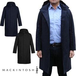 マッキントッシュ マッキントッシュ コート MACKINTOSH CHRYSTON クリストン RAINTEC コットン フーデッドコート メンズ コットン【GM-1003FD MO3636】