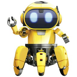 ロボット 工作ロボット(Tobbie6足ロボット)