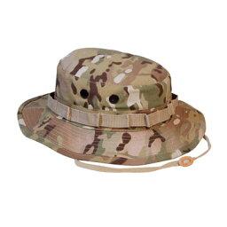 ロスコ Rothco ブーニーハット 5892 マルチカム [ Mサイズ ] ベースボールキャップ 野球帽 メンズ ワークキャップ ミリタリーキャップ