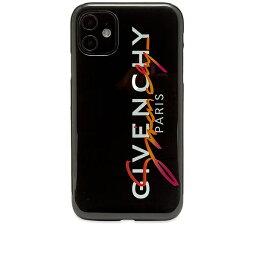 ジバンシィ スマホケース GIVENCHY ジバンシー ロゴ IPHONE 11ケース インポートブランド ハイブランド iPhone アイフォンケース