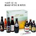 輸入ビールギフトセット 【送料無料】【ベルギービール】【ギフトセット】 飲み比べギフト(8本入り)【デュベル栓抜き1個付き】【BG8】