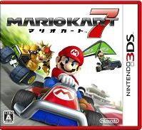 マリオカート7 【新品】 マリオカート7 3DS CTR-P-AMKJ / 新品 ゲーム