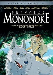 もののけ姫 DVD もののけ姫 ニューパッケージ版 北米版DVD 日本語・英語・フランス語に切り替え可能! スタジオジブリ