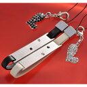 名入れ携帯ストラップ 【名入れ専門】【名入れ プレゼント】 【ペアセット】オリジナル携帯ストラップ 本物の愛・・・