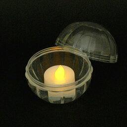 バスキャンドル キャンドル型ライト「BALISPAごこち」バスキャンドル【バスキャンドル バスライト お風呂キャンドル フローティングキャンドル LED】