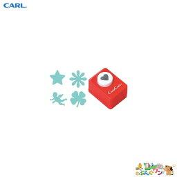 ハート型 パンチ カール事務器 スモールサイズクラフトパンチ<ハート>CP-1ハート【a63862】