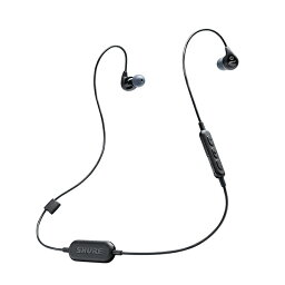 SHURE イヤホン Bluetooth イヤホン SHURE シュア SE112 Wireless【SE112-K-BT1-A】 【送料無料】 【2年保証】